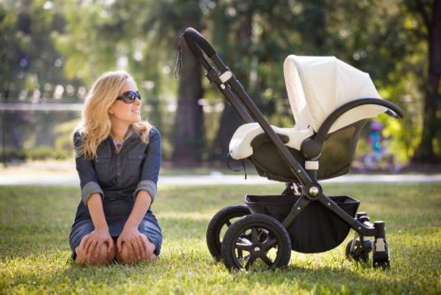 Nyd babyboblen med den rette barnevogn